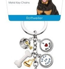 Little Gifts Key Chain Rottweiler
