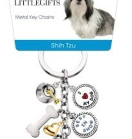 Little Gifts Key Chain Shih Tzu