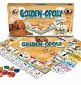 Dog-Opoly - Golden-Opoly