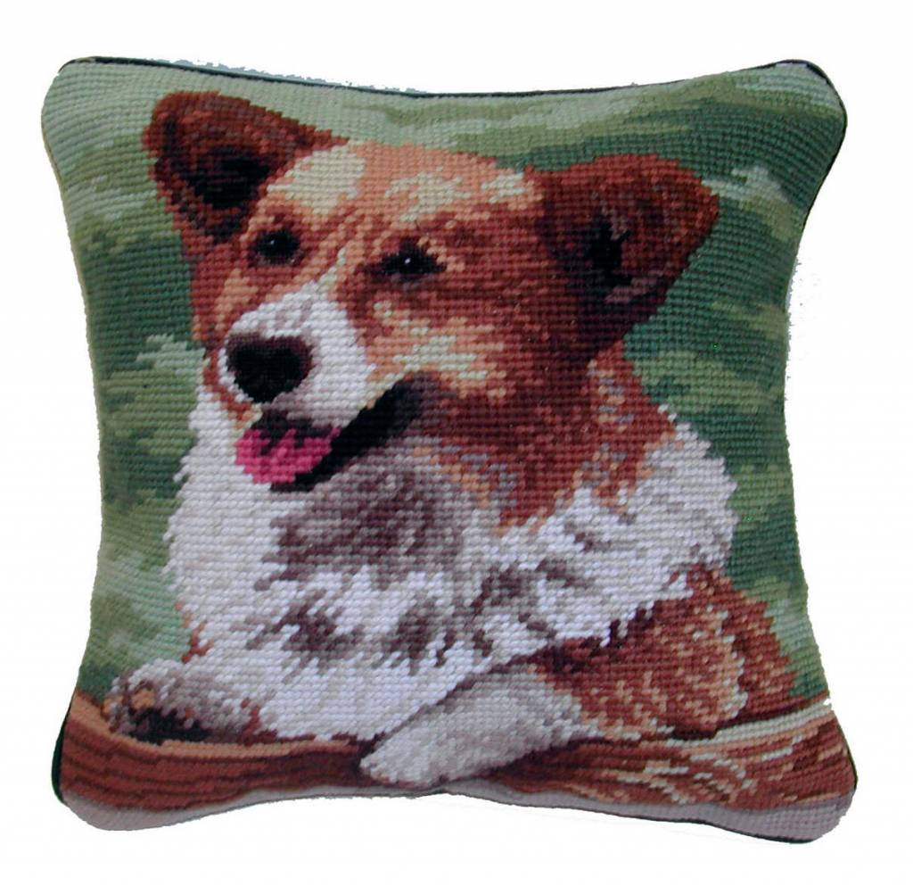 "14"" Pillow -Pembrook Welsh Corgi"