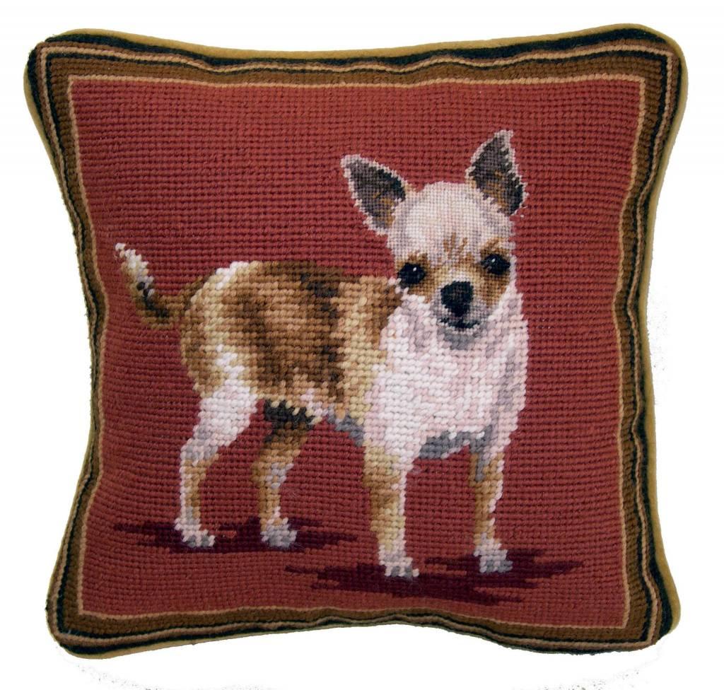 "1o"" Pillow Chihuahua"