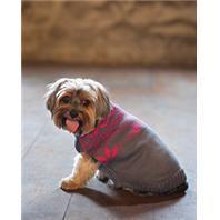 M-Fireside Gray Sweater