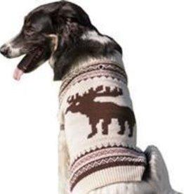 M - Moose Dog Sweater
