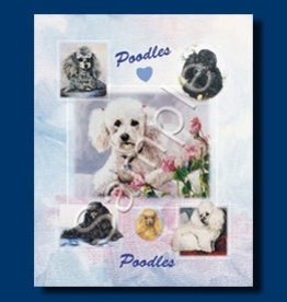 Small Gift Bag Poodle