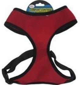 Red Medium Comfort Control Harness