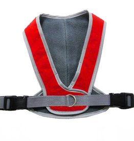 XL Red Walkfit Harness