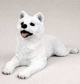 My Dog Small - Samoyed Puppy Figurine