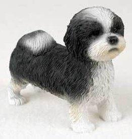 My Dog Small - Shih Tzu, Blk/Wht Sport