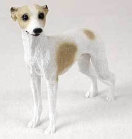 My Dog Small - Whippet, Tan & White