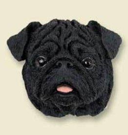 Magnetic Head-Pug Black