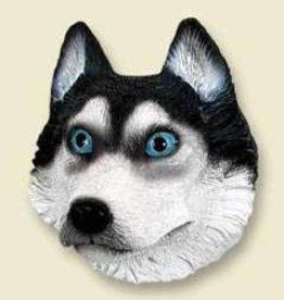 Magnetic Head-Siberian Husky