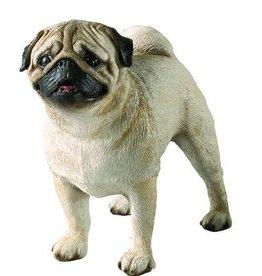 Sandicast Original Size - Standing Pug