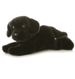 Flopsie Black Lab Cole-Large