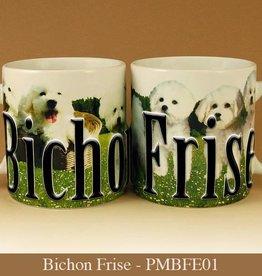Pet Mug-Bichon Frise