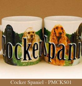 Pet Mug-Cocker Spaniel