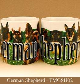 Pet Mug-German Shepherd