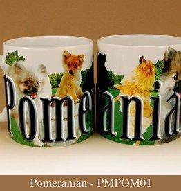 Pet Mug-Pomeranian