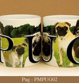 Pet Mug-Pug