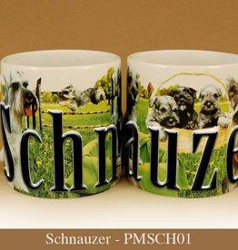 Pet Mug-Schnauzer
