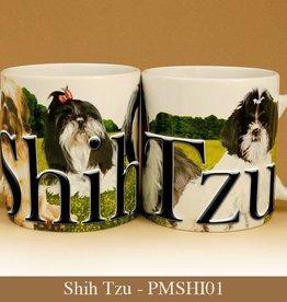 Pet Mug-Shih Tzu