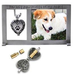 Pet Memorial Frame & Locket