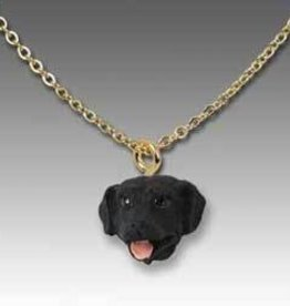 Pendant-Labrador Retriever Black