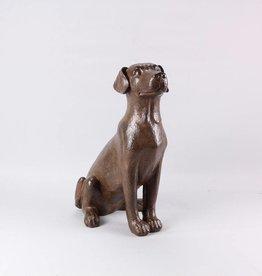 Resin Dog - Extra Large - 15.75
