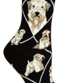 Wheaten Socks