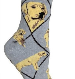 Lab (Yellow) Socks