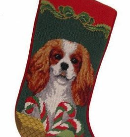 Christmas Stocking King Charles Cavalier