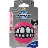 "2.4"" Rogz Grinz Dog Treat Ball"