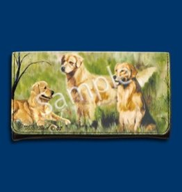 Wallet Golden Retriever