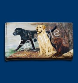 Wallet Labrodor Retrievers