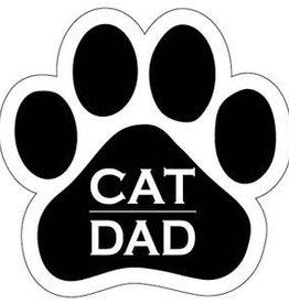Paw Magnet - Cat Dad
