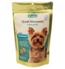 NaturVet Quiet Moments Calming Aid Soft Chew Bag