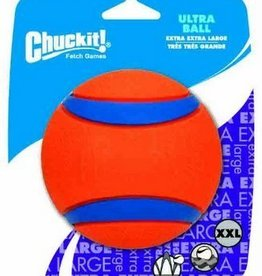 CHUCKIT Ultra Ball - 1pk - XX-Large 4in