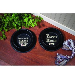 YAPPY HOUR FOOD SAFE BOWL SET OF 2