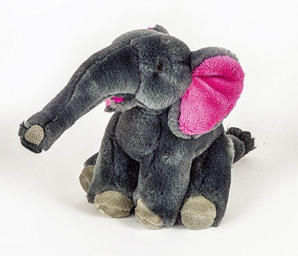 "11"" Fluff & Tuff Elephant"