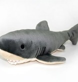 "18"" Fluff & Tuff Shark"