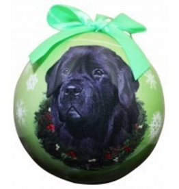 Ball Ornament - Newfoundland