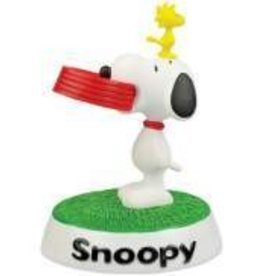 Snoopy Figurine Snoopy and Woodstock figuri