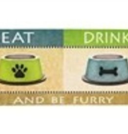 Be Furry Sassafras Switch PlaceMat