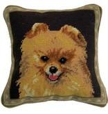 "1o"" Pillow Pomeranian"