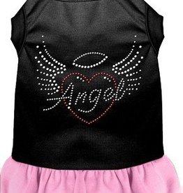 Dog Angel Dress - Rhinestone - All sizes & designs