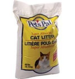 Clay Cat Litter 40lb Bag