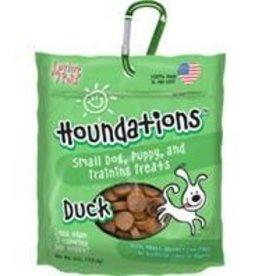 Houndations 4 oz. Training Treats Duck