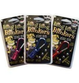 Bling Bling Blinker, attaches to collar