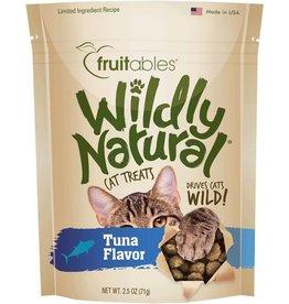 Fruitables 2.5 oz Cat Wildy Natural Tuna Treat
