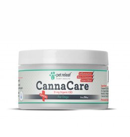 Pet Releaf 1 oz Canna Care Hemp Oil Topical for Dogs & Cats