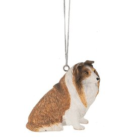 Sheltie Dog Ornament